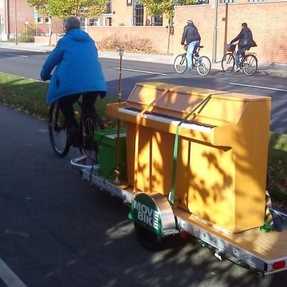 Moving Truck Companies >> Four Moving Companies that Use Bicycles | Bikes At Work