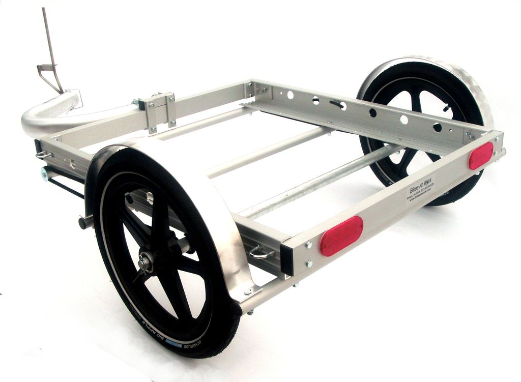 Trailers And Hitches >> 32AW Bicycle Trailer | Bikes At Work