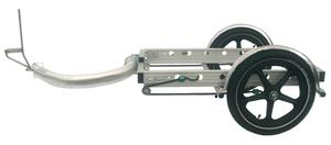 32A bicycle trailer, left side view